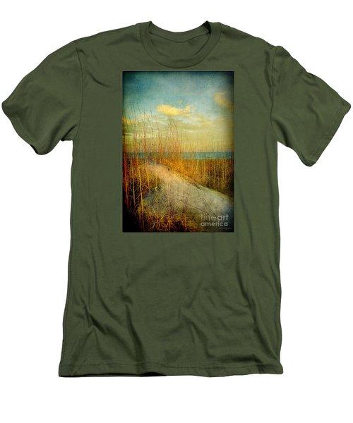 Golden Dune Men's T-Shirt (Slim Fit)