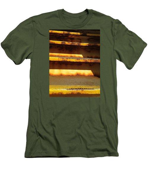 Heavy Metal Men's T-Shirt (Slim Fit) by Olivier Calas