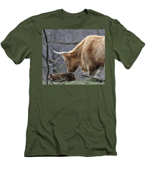 Highland New Born Men's T-Shirt (Athletic Fit)