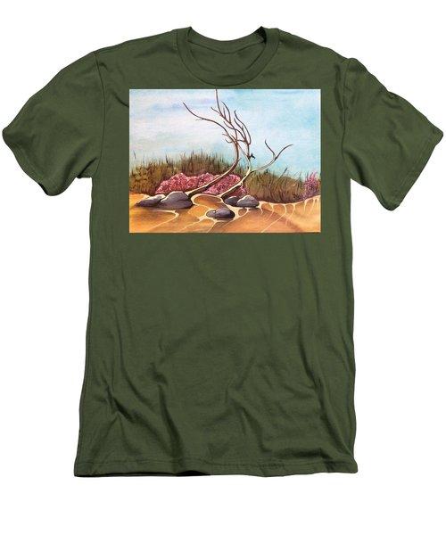 In The Desert Men's T-Shirt (Athletic Fit)