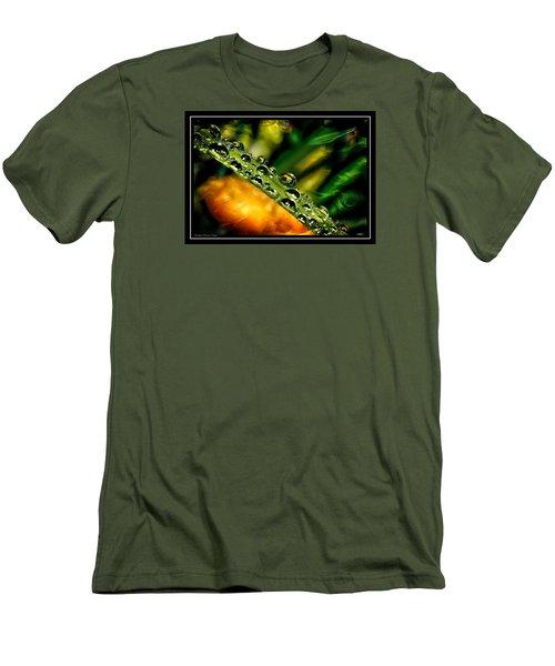 Inspiration Men's T-Shirt (Slim Fit) by Michaela Preston