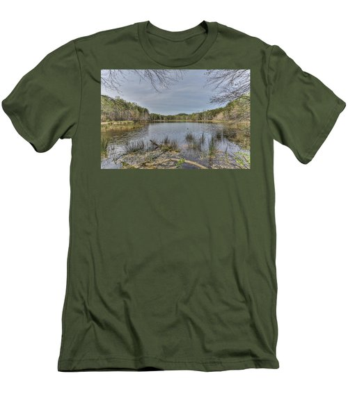 Lakeview Men's T-Shirt (Athletic Fit)