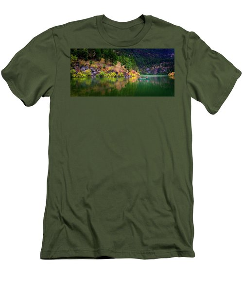 Men's T-Shirt (Athletic Fit) featuring the photograph Life Is But A Dream by John Poon