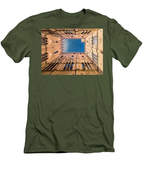 Looking Skyward Men's T-Shirt (Athletic Fit)