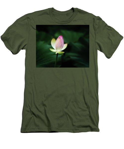 Lotus Men's T-Shirt (Athletic Fit)