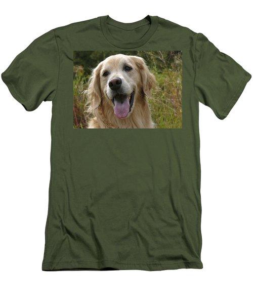 Morgie Men's T-Shirt (Athletic Fit)