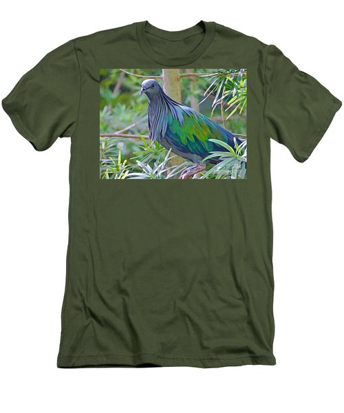 Nature's Best Men's T-Shirt (Slim Fit) by Judy Kay
