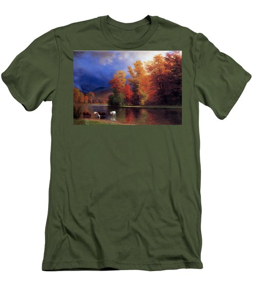 On The Saco Men's T-Shirt (Athletic Fit)
