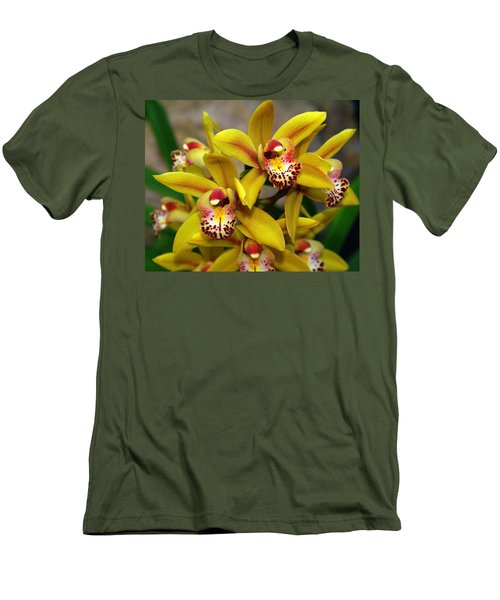 Orchid 9 Men's T-Shirt (Athletic Fit)