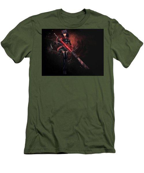 Rwby Men's T-Shirt (Athletic Fit)