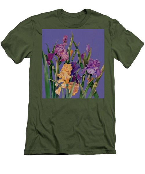 Spring Recital Men's T-Shirt (Slim Fit) by Ann Peck