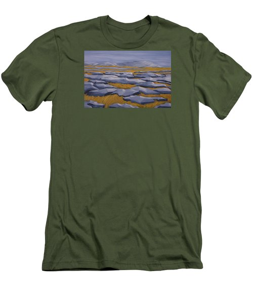 The Burren Men's T-Shirt (Athletic Fit)