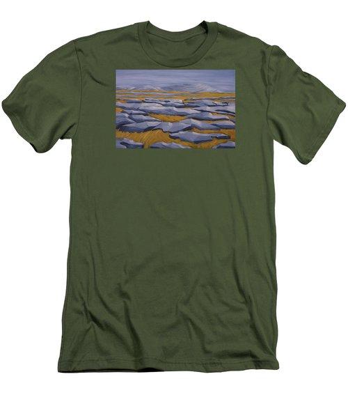 The Burren Men's T-Shirt (Athletic Fit)