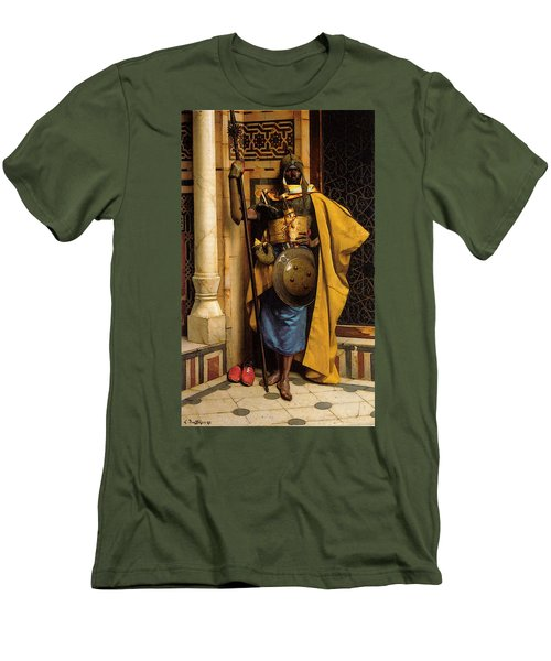 The Palace Guard Men's T-Shirt (Athletic Fit)