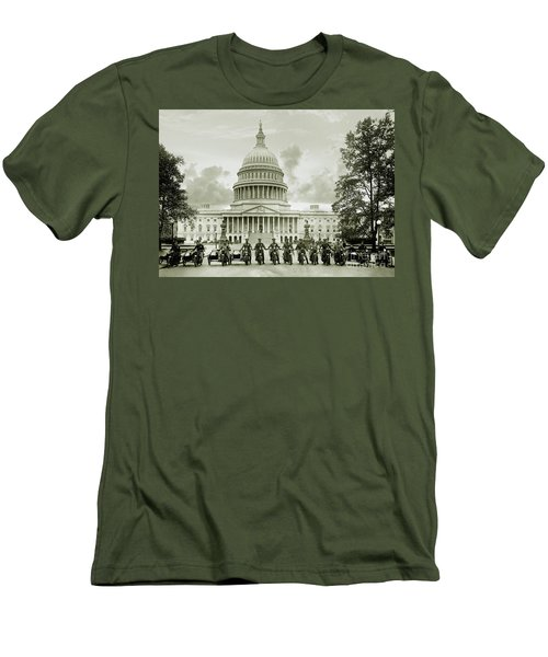 The Presidents Club Men's T-Shirt (Athletic Fit)