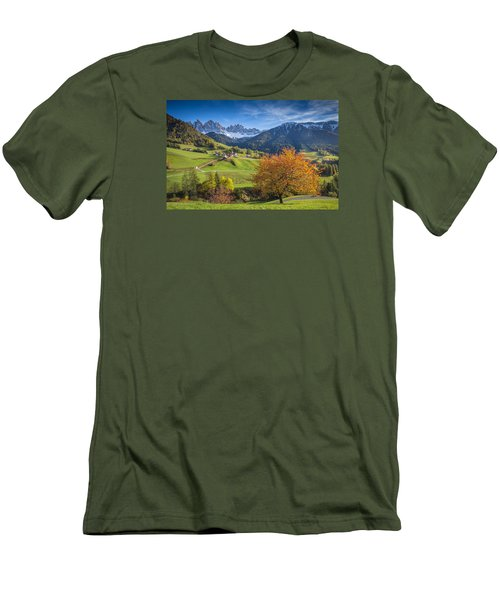 The Red Tree Men's T-Shirt (Athletic Fit)