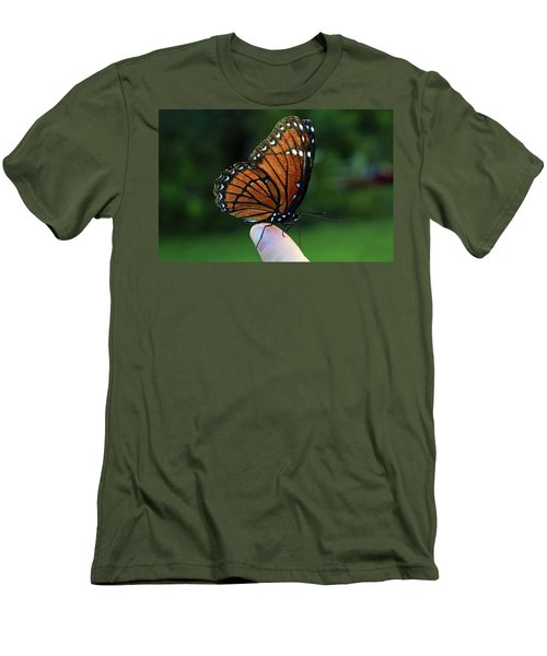 Viceroy Butterfly Men's T-Shirt (Athletic Fit)