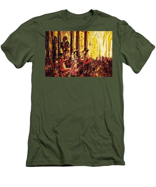 Visionaries Men's T-Shirt (Athletic Fit)