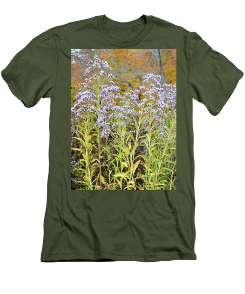 Men's T-Shirt (Slim Fit) featuring the photograph Whimsy by Deborah  Crew-Johnson