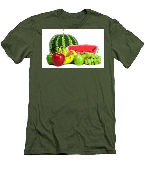 Fruit Men's T-Shirt (Athletic Fit)