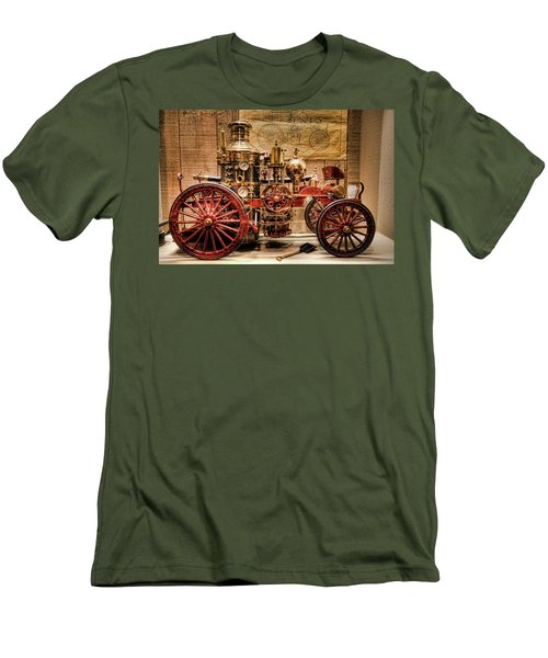 1870 Lafrance Men's T-Shirt (Athletic Fit)