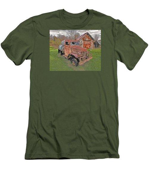 1941 Dodge Truck #2 Men's T-Shirt (Slim Fit)