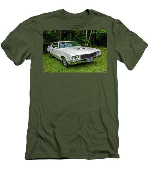1971 Buick Skylark Gs Men's T-Shirt (Athletic Fit)