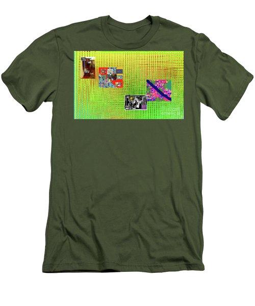 2-13-2057l Men's T-Shirt (Athletic Fit)