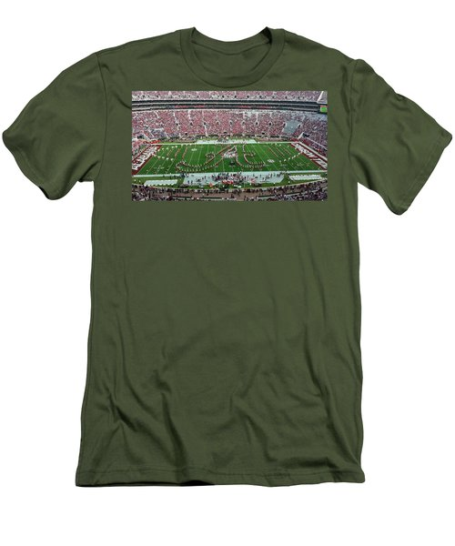 Bama A Panorama Men's T-Shirt (Athletic Fit)