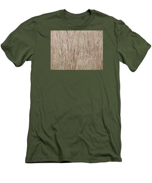 Brushstrokes Men's T-Shirt (Slim Fit) by Tim Good