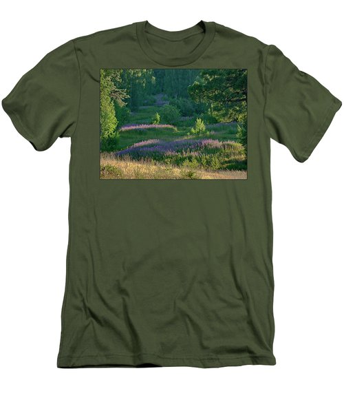 Summer Time Men's T-Shirt (Athletic Fit)