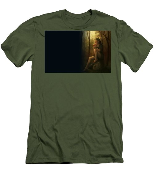 The Legend Of Zelda Men's T-Shirt (Athletic Fit)