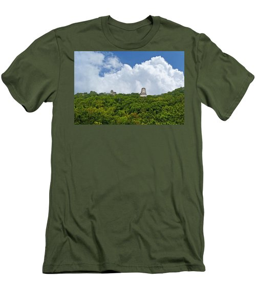 Tikal, Guatemala Men's T-Shirt (Athletic Fit)