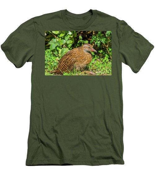 Weka Men's T-Shirt (Slim Fit) by Patricia Hofmeester