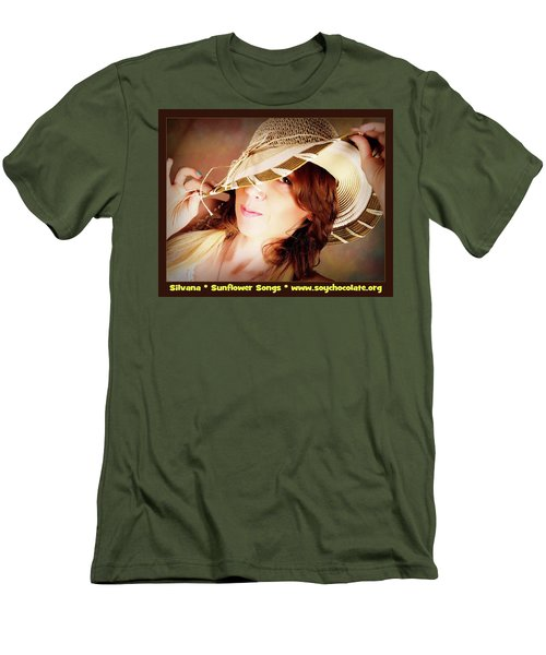 2016 Brand New Headshot Men's T-Shirt (Slim Fit)