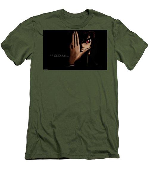 Code Geass Men's T-Shirt (Athletic Fit)