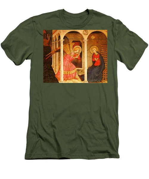 Fra Angelico  Men's T-Shirt (Athletic Fit)
