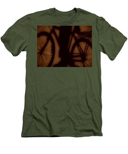 Bike Men's T-Shirt (Slim Fit) by Beto Machado