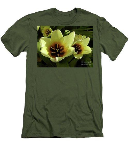 Tulip Lights #4 Men's T-Shirt (Athletic Fit)
