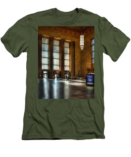 30th Street Station Men's T-Shirt (Athletic Fit)