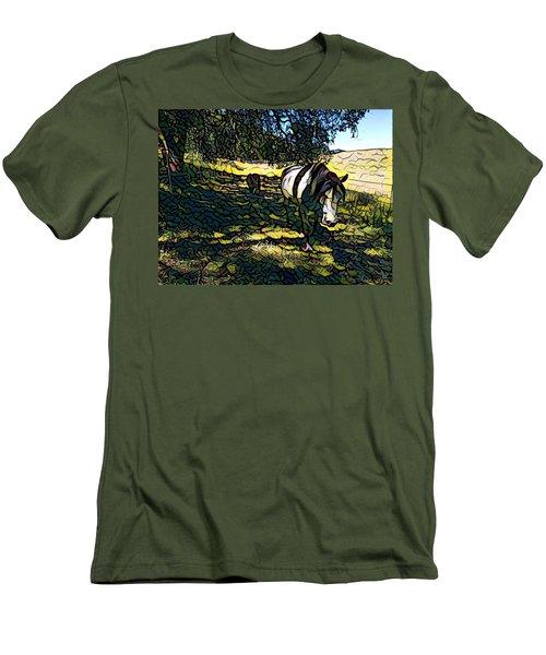 Fat Camp Men's T-Shirt (Athletic Fit)
