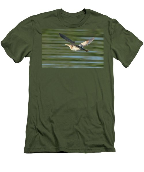 Least Bittern Men's T-Shirt (Athletic Fit)