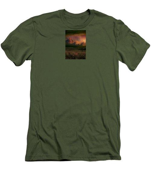 4045 Men's T-Shirt (Slim Fit) by Peter Holme III