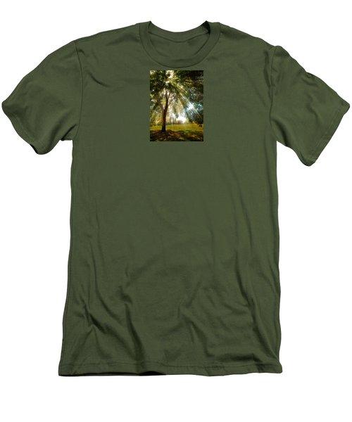 4095 Men's T-Shirt (Slim Fit) by Peter Holme III