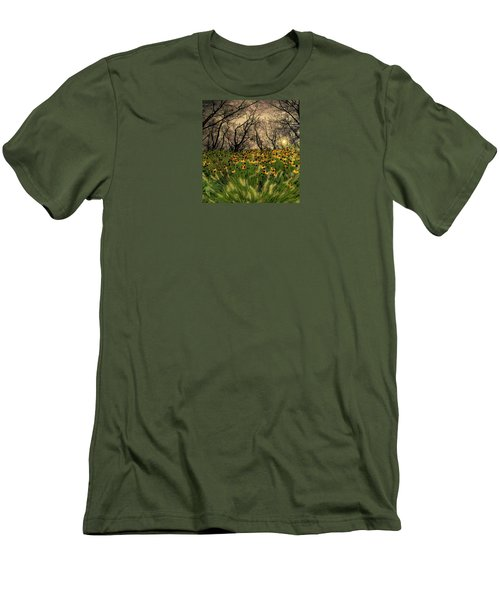 4209 Men's T-Shirt (Slim Fit) by Peter Holme III