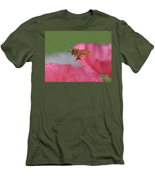 Honeybee Men's T-Shirt (Athletic Fit)