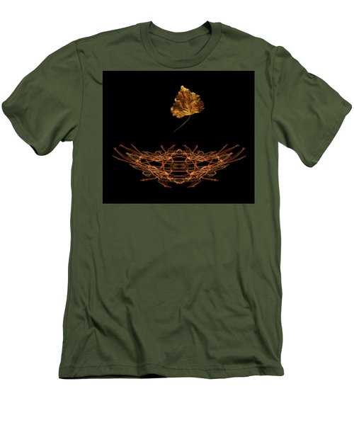Men's T-Shirt (Athletic Fit) featuring the photograph 4473 by Peter Holme III
