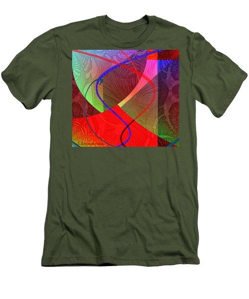 504 - Patterns  2017 Men's T-Shirt (Athletic Fit)