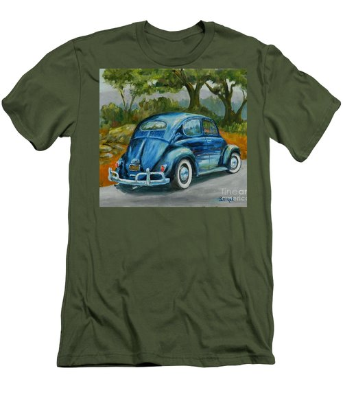 57 Vee Dub Men's T-Shirt (Slim Fit) by William Reed