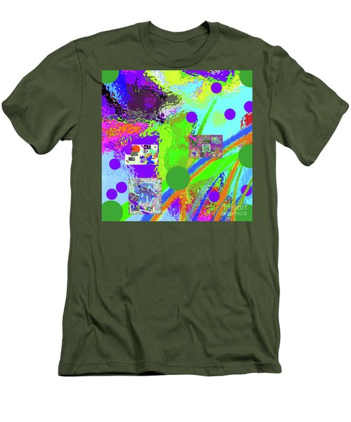 6-5-2015fabcde Men's T-Shirt (Athletic Fit)